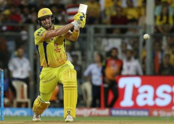 The 37-year-old Thursday posted a video on Instagram, where he can be seen thanking his fans and assuring them that he would return to CSK with a bang in 2020.
