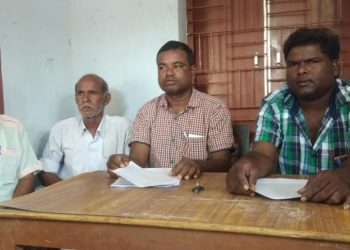 Protests against spurt in Dalit atrocities in Ganjam