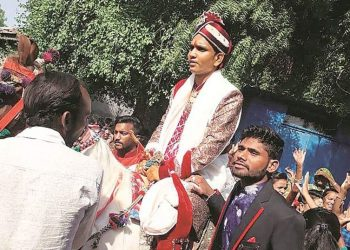 The Dalit community of Lhor village in Mehsana district was facing a boycott after a bridegroom rode a horse during his wedding procession.