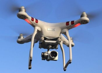 Chinese-made drones may be stealing data, warns US