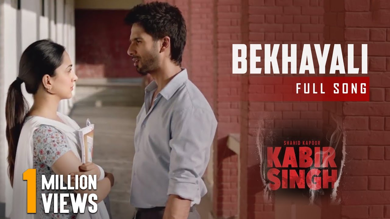 Bekhayali From Kabir Singh A Special Song For Composers Sachet