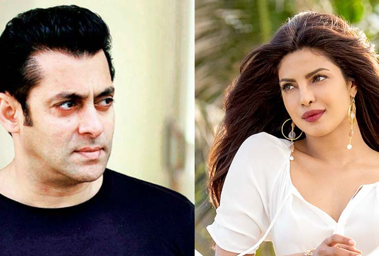 Salman to work with Priyanka only in one condition