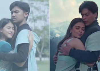 After 'Kuch Kuch Hota Hai', SRK's Indonesian fans come up 'Humko Humise Churalo' video
