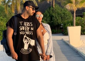 Now Malaika Arora and Arjun Kapoor are officially in a relationship