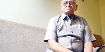 Freedom fighter Mohan Ranade dies