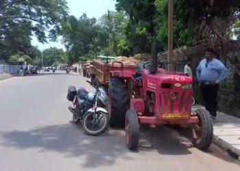 Sand smugglers in Baliguda penalised