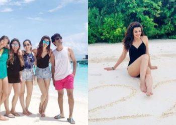 Kriti Sanon's vacation pics will make you feel jealous