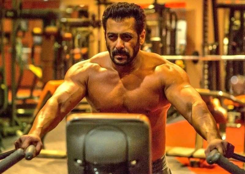 Watch: Salman Khan's inspiring workout video