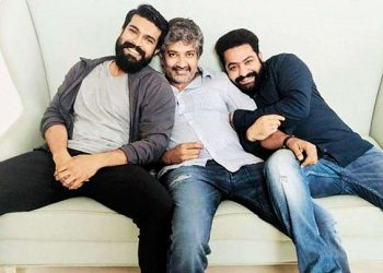 Rajamouli to spend Rs 45 crore on RRR's action sequence