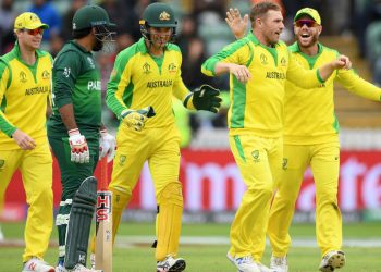 The result saw Australia bounce back to winning ways after losing to India in their last game.