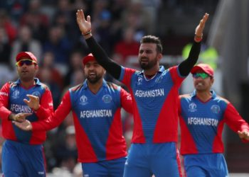 The incident took place the night before Afghanistan's World Cup match against England at Manchester's Old Trafford.