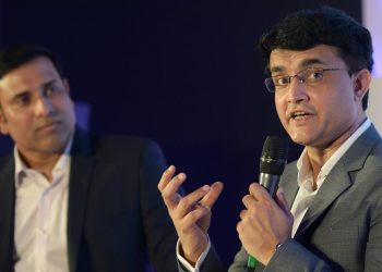 While Laxman is a mentor for Sunrisers Hyderabad, Ganguly holds the same position with the Delhi Daredevils.