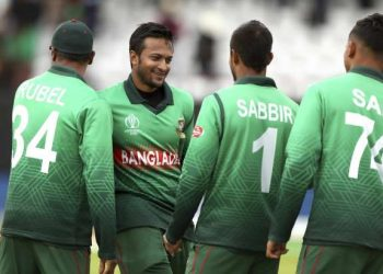Bangladesh came out with a commanding performance in their last game against the Windies as they comfortably chased down 322-run target in Taunton.