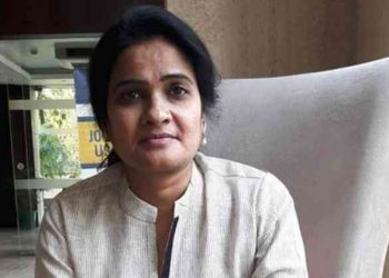 Darvesh Singh, the first woman president of the state Bar Council who was elected to the post three days ago, was shot dead at a court premises in Agra Wednesday.