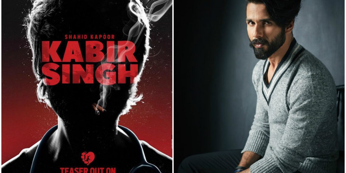 Shahid reveals why 'Kabir Singh' is special for him
