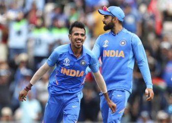 Chahal had an impressive World Cup debut against South Africa, picking 4 for 51 in India's six-wicket victory here.
