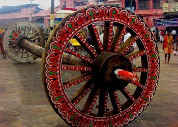 Chariot-wheel