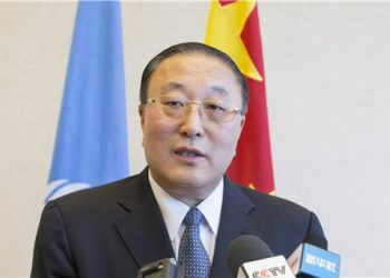 But Chinese assistant foreign minister Zhang Jun said the G20 is a forum to focus on global economic issues.