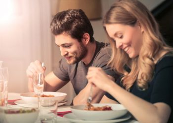 The new phenomenon is a 'foodie call' where a person sets up a date with someone they are not romantically interested in, for the purpose of getting a free meal.