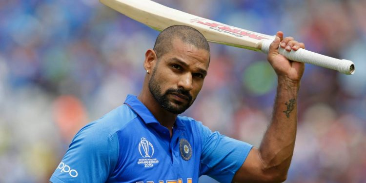 Dhawan will miss India's next three games -- against New Zealand (Thursday), Pakistan (Sunday) and Afghanistan (June 22).