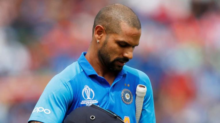 Sources in the know of developments said that Dhawan has been ruled out as the injury will take more than two weeks to recover.