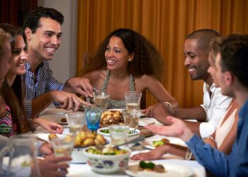 When people experience discomfort, foods that normally taste good do not appear as pleasant to the palate.