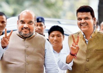 Amit Shah and Devendra Fadnavis