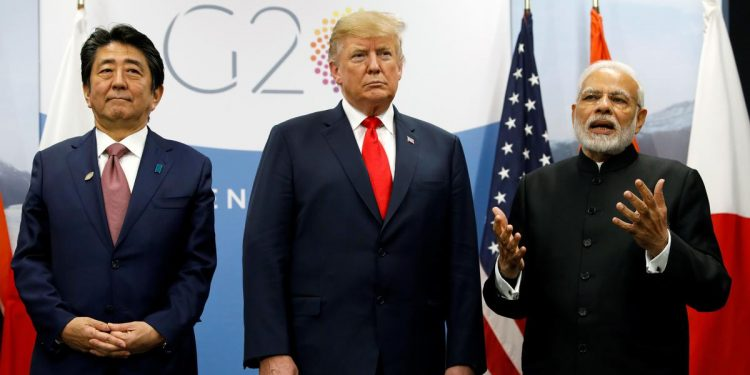 The Indo-Pacific region was the main topic of discussion during the Japan-India-America (JAI) Trilateral Meeting at the G20 Summit.
