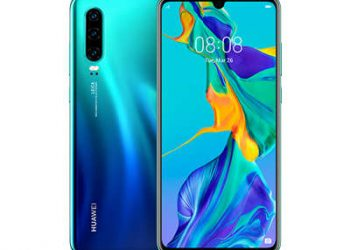 Huawei P30 with 12GB RAM listed online
