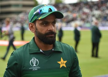 The 38-year-old was Pakistan's saviour in their sensational 14-run win over England in Nottingham, riding his luck on the way to a match-turning 84 off 62 balls.