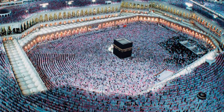 Two lakh Indians will have the opportunity to go for Haj which will begin very shortly.