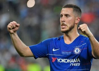 The 28-year-old Belgian is under contract with Los Blancos until June 30, 2024, the club said Friday.