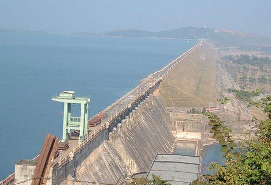 Ban on fishing at Hirakud dam