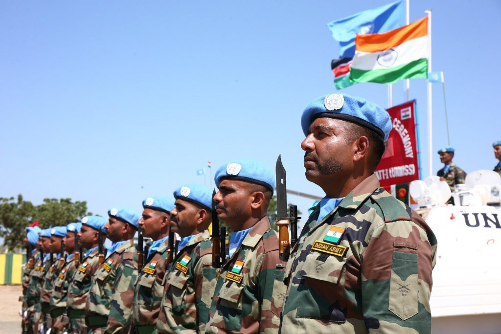 UN praises Indian peacekeepers' contribution to relief work in S Sudan -  OrissaPOST