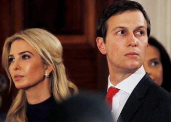 Ivanka Trump's stake in her family's Washington DC hotel down the street from the Oval Office generated USD 3.95 million in revenue in 2018.