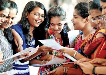 Total 25,731 candidates had appeared for the entrance test offline while 13,918 students gave the exam online.