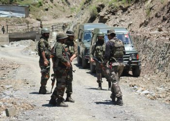 The militant, identified as Luqman, was killed in the encounter in Boniyar area of Uri sector in Baramulla district. (Representational image)