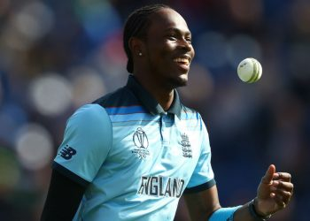 Jofra Archer was the pick of the England bowlers