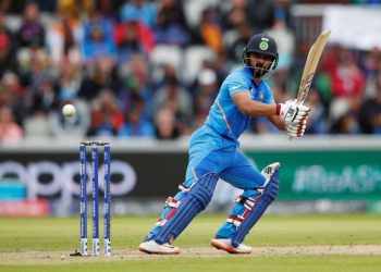 In the three completed World Cup games, Jadhav didn't get to bat against South Africa and Australia, while playing just eight balls against Pakistan.