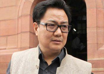 Sports minister Kiren Rijiju said IOA must consult government