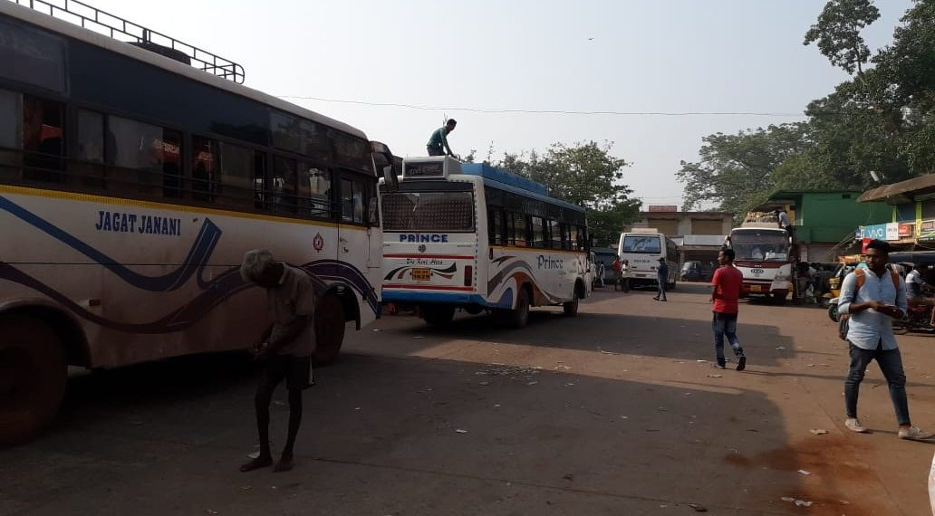 Row between bus owners' bodies disrupts services, hits travellers