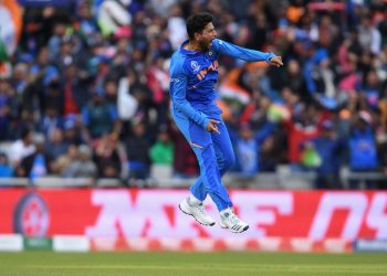 Kuldeep's contribution in India's big win over Pakistan Sunday was massive as he dismissed two set batsmen in Babar Azam and Fakhar Zaman.