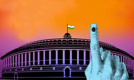 A total of 13 parties managed to enter the Lok Sabha by bagging just one seat each, according to data available with the Election Commission.