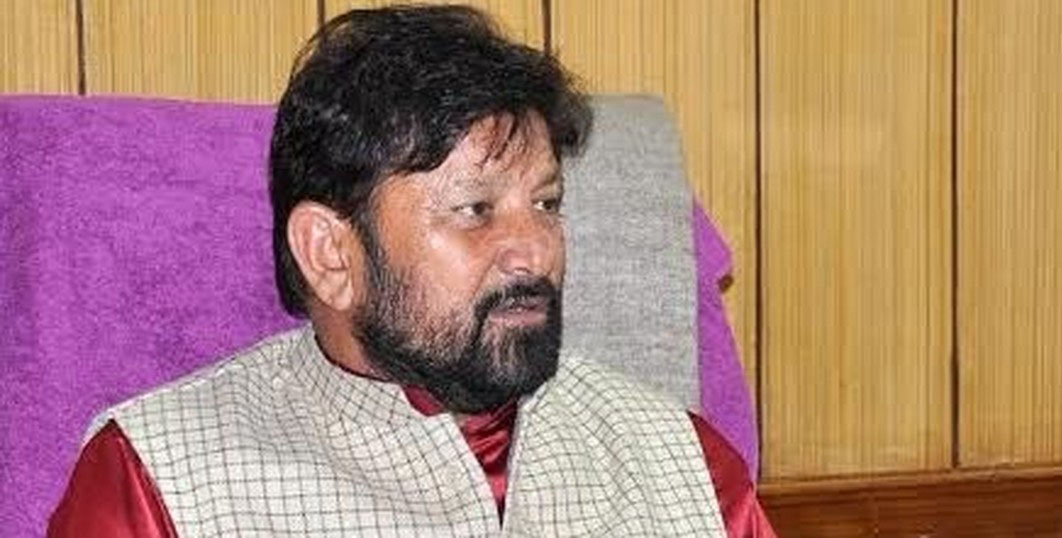 Choudhary Lal Singh, the chairman of DSS