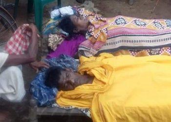 Three killed in lightning