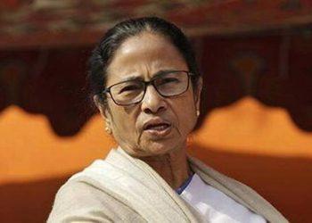 West Bengal CM Mamata Banerjee. File pic