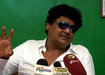 Tamil actor Mansoor Ali Khan