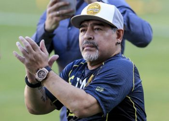 Maradona took the coaching job at Dorados, who are based in the western state of Sinaloa, in September 2018.