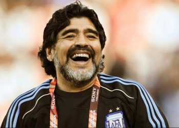 The controversial former World Cup winner is currently coaching Dorados in the Mexican second division.