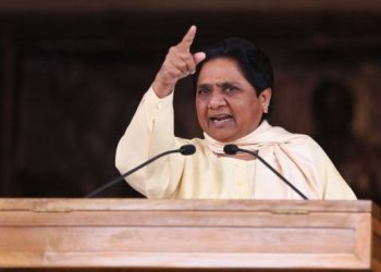 The BSP chief alleged that people's faith in the EVMs had dwindled to a 'worrisome level'.
